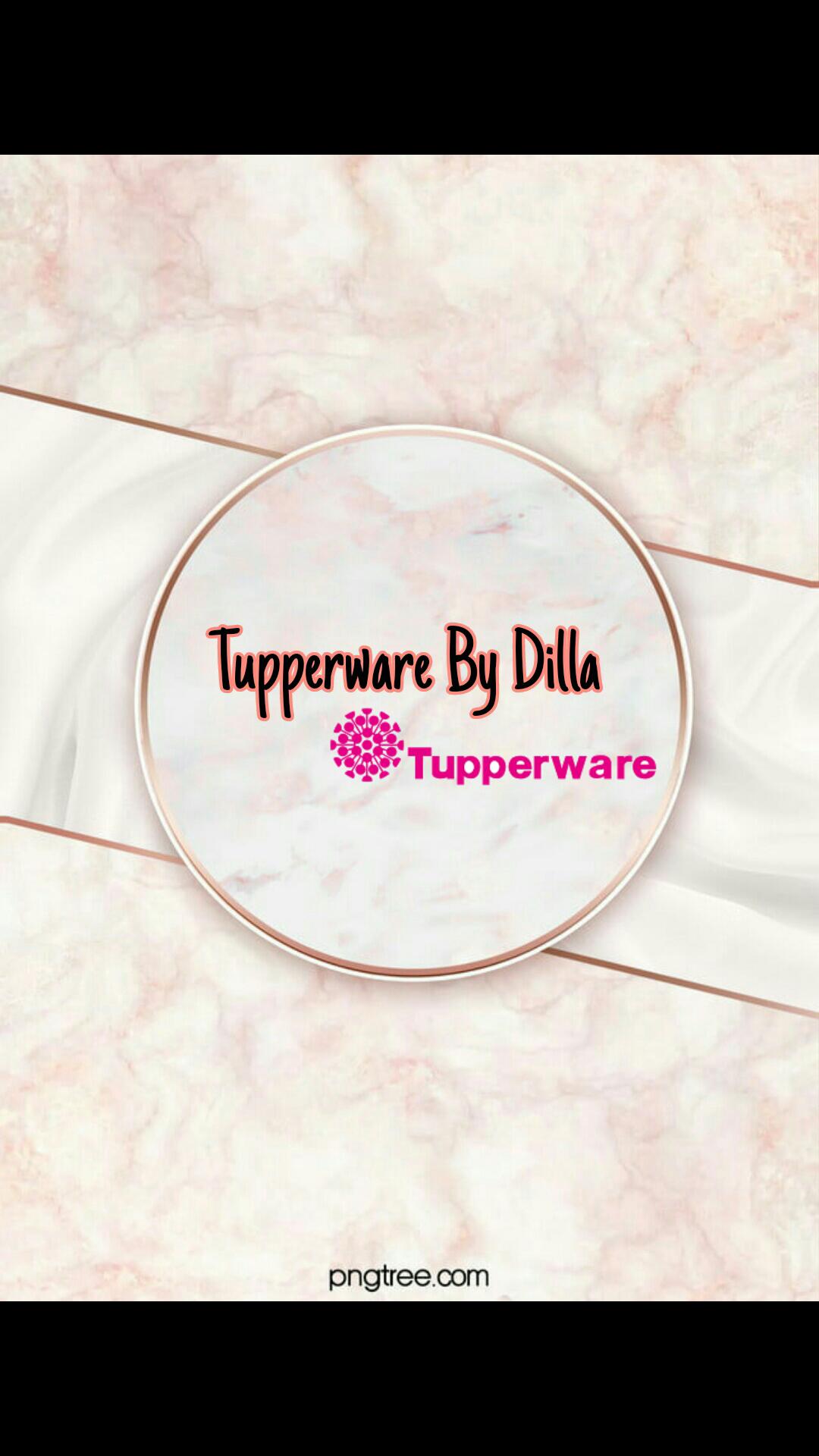 Tupperware By Dilla